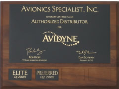 Avidyne 2009 Elite