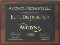 Avidyne 2010 Elite
