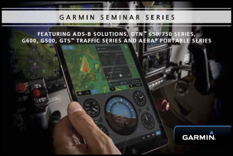 AvSpec 2015 Product Seminar - Garmin - More Information