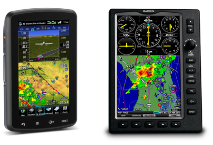 Upgrade your handheld aviation GPS for less with a trade-in