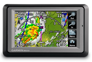 Garmin aera(TM) 560. Free UPS shipping by 2nd-Day Air.